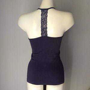 Coobie Dark Purple Shapewear Camisole, NWT